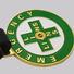 iron strap OEM custom golf bag tags Huancheng