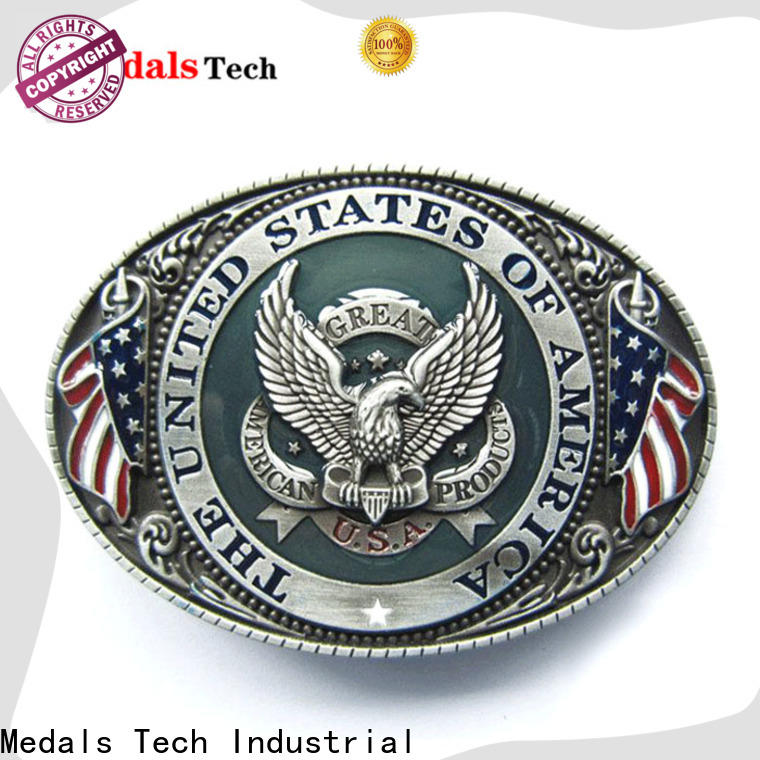 military western belt buckles shinny personalized for man