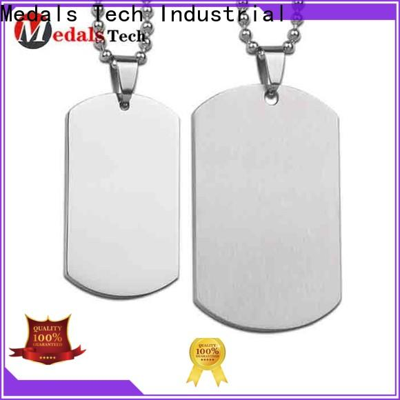 plating personalised dog tags for pets bulk manufacturer for add on sale