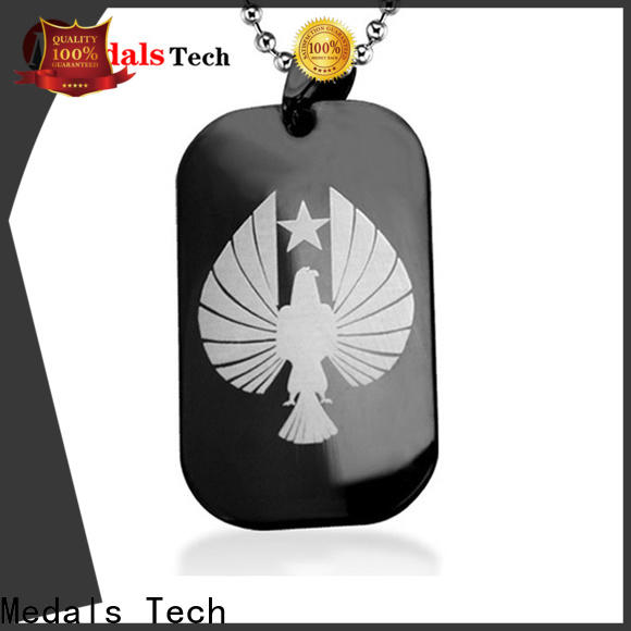 Medals Tech stainless dog tags for dogs online from China for boys