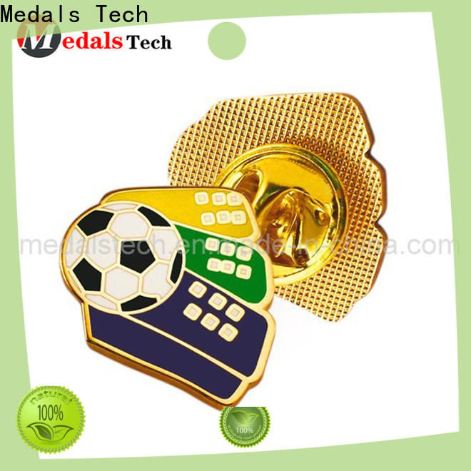 Medals Tech fashion custom lapel pins design for adults