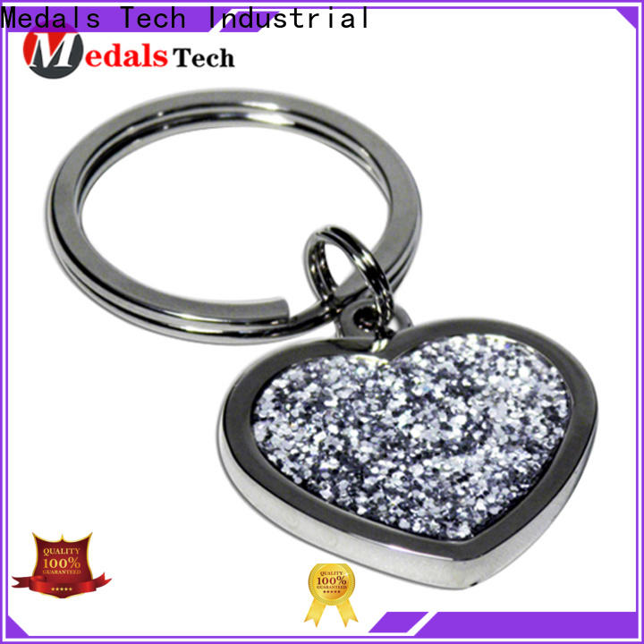 Medals Tech antique metal key ring manufacturer for adults