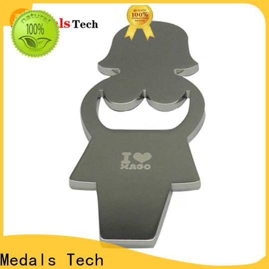 Medals Tech printing cheap bottle openers series for commercial