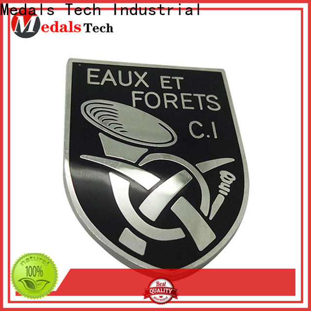 coating silver name plate nameplates factory for kids