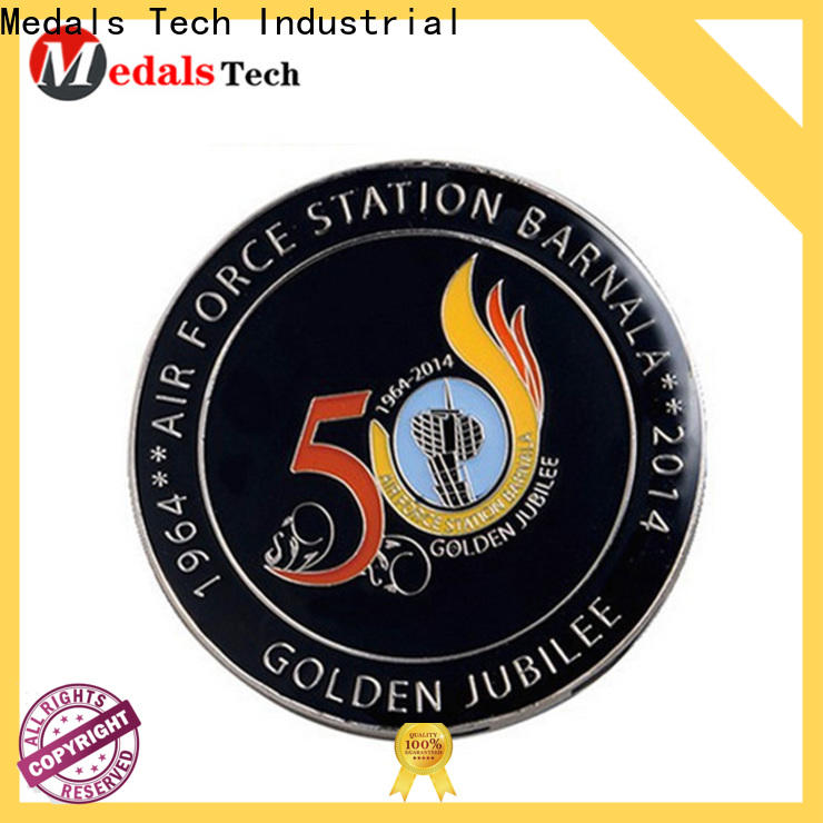 Medals Tech practical presidential challenge coin personalized for games