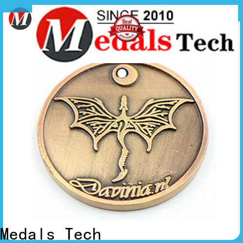 durable presidential challenge coin plated supplier for games