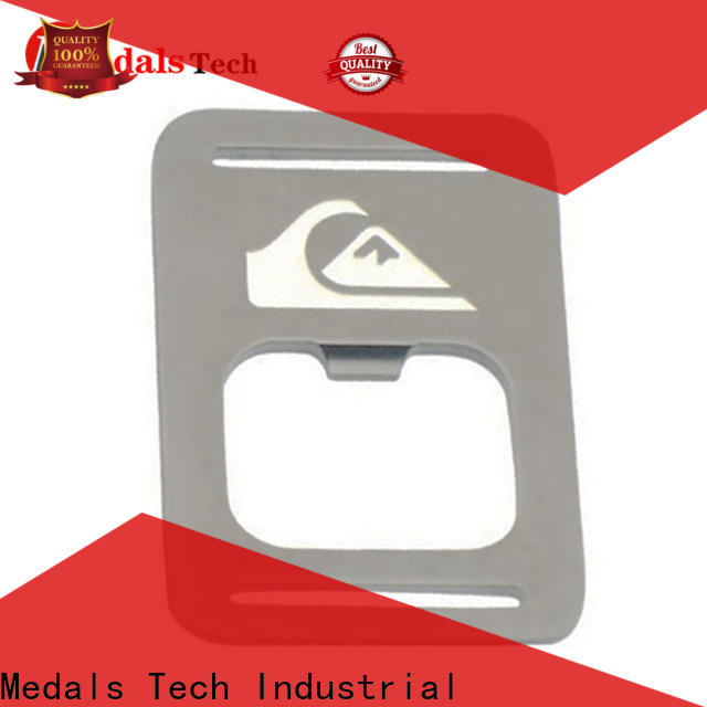 Medals Tech blank customized bottle opener from China for commercial