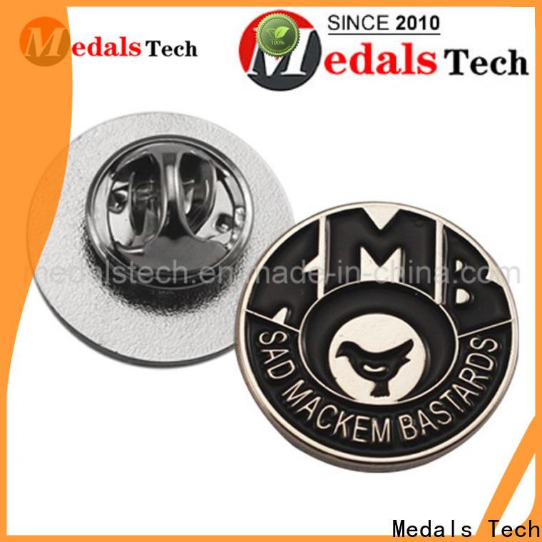 Medals Tech quality suit lapel pins design for man