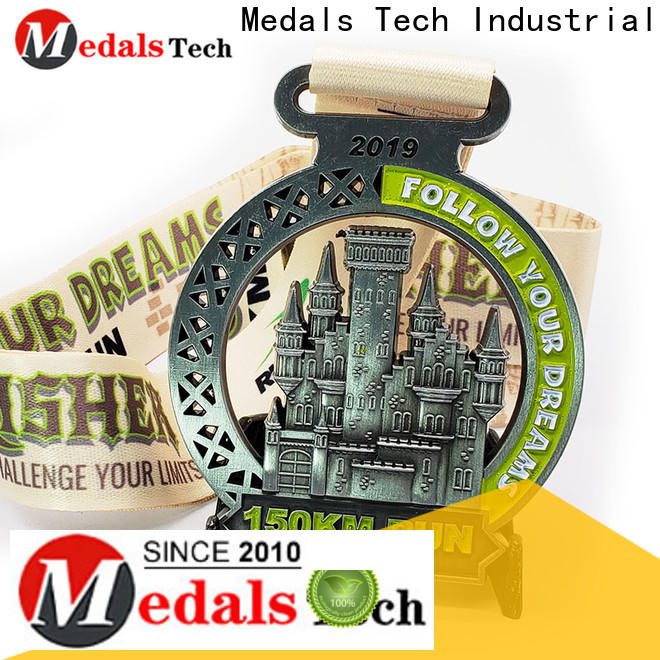 hollow custom marathon medals activities wholesale for commercial