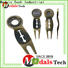 quality golf divot tool gold with good price for woman