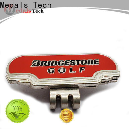 Medals Tech Custom cap clip factory for add on sale