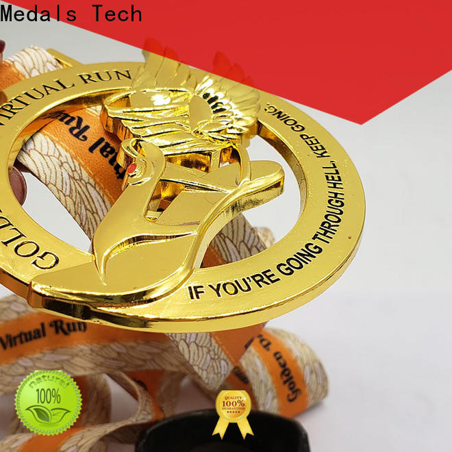 Medals Tech hollow custom race medals wholesale for promotion