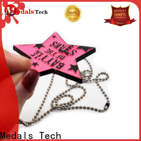 Medals Tech black order custom dog tags from China for boys