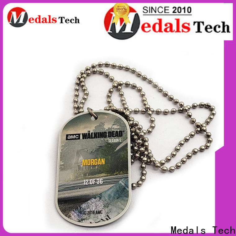 shinny dog tag cost design series for add on sale