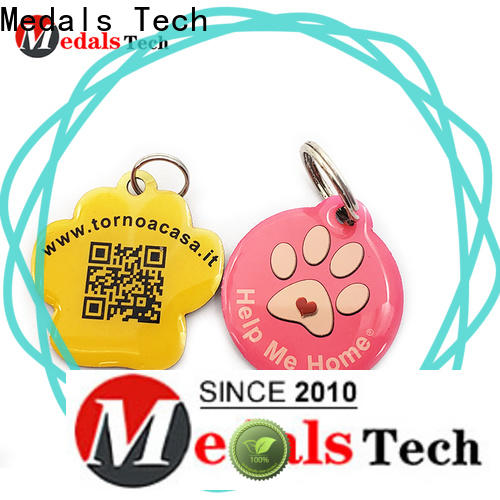 plated dog tag store chain customized for man