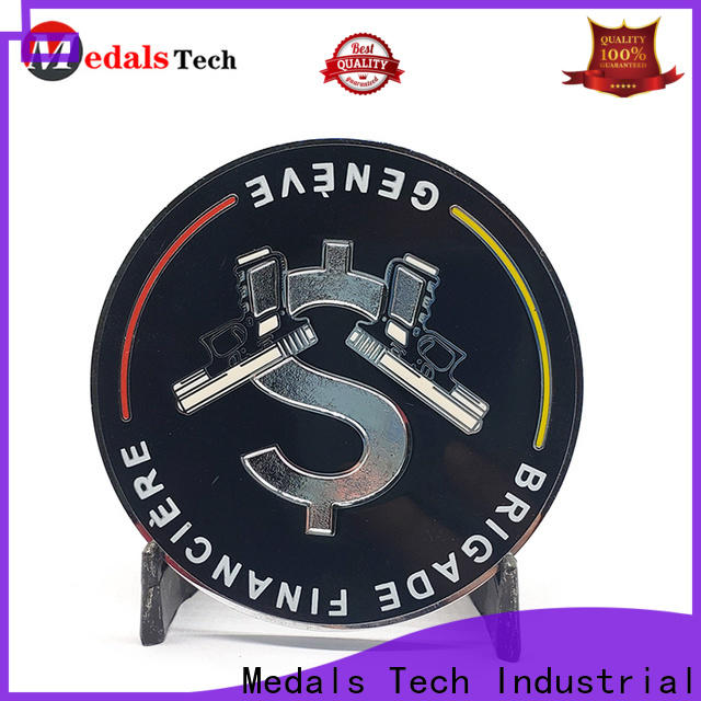 Medals Tech reliable veteran challenge coin supplier for games