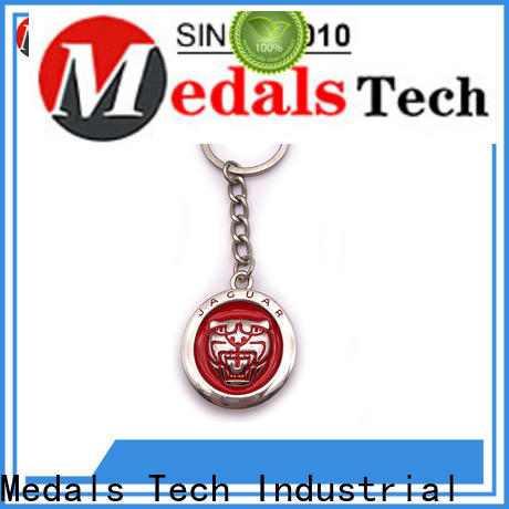 casting metal keychains poppy customized for commercial
