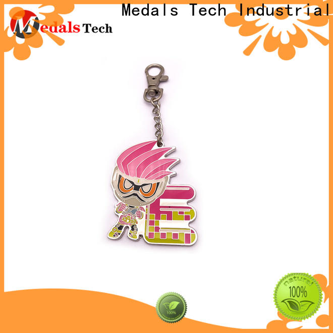 antique metal key ring gold from China for promotion