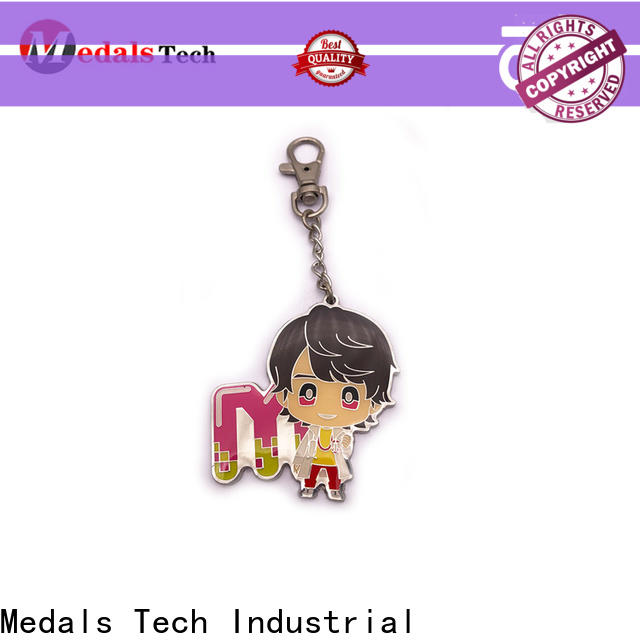 Medals Tech gold metal key ring from China for add on sale