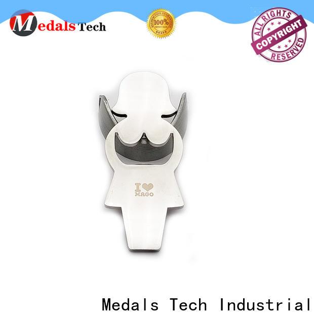 Medals Tech shinny beer opener manufacturer for add on sale