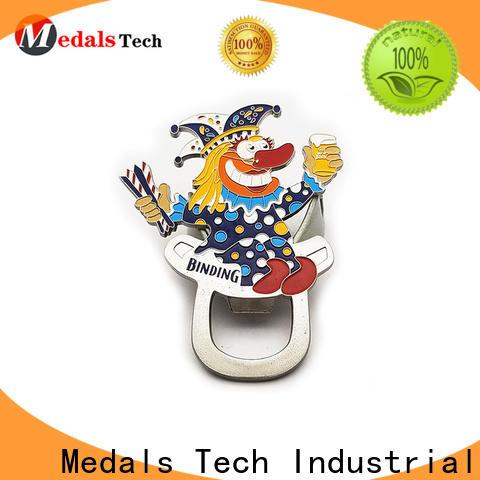 Medals Tech printing beer opener manufacturer for souvenir