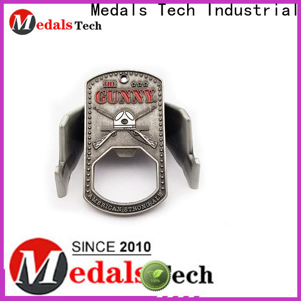 Medals Tech promotional beer bottle openers directly sale for souvenir