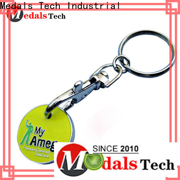 Medals Tech Best custom logo keychains factory for adults