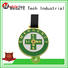 Medals Tech color promotional golf bag tags supplier for man