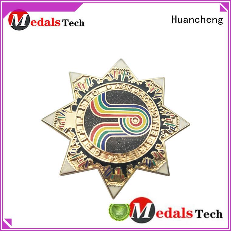 japanese custom lapel pins cartoon Huancheng company