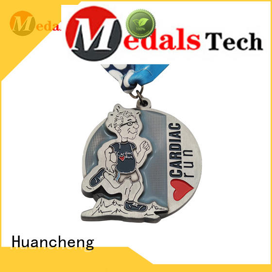 different types of medals popular marathon Huancheng Brand company