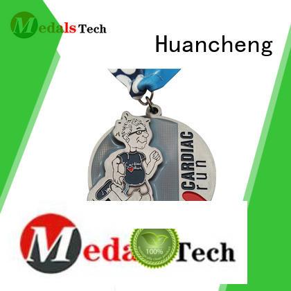 sport marathon different types of medals Huancheng Brand