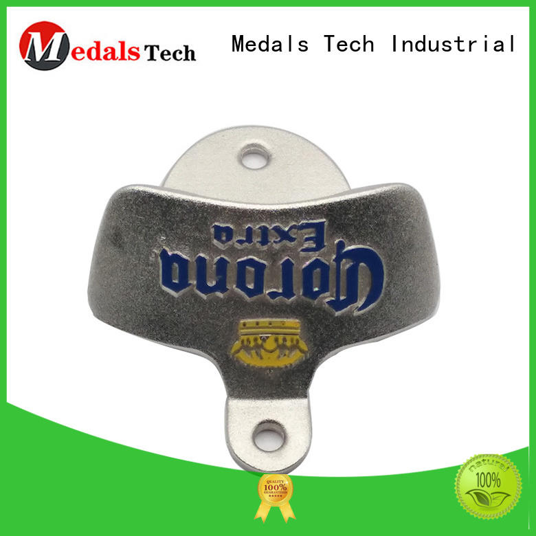 Medals Tech clown bulk bottle openers customized for souvenir
