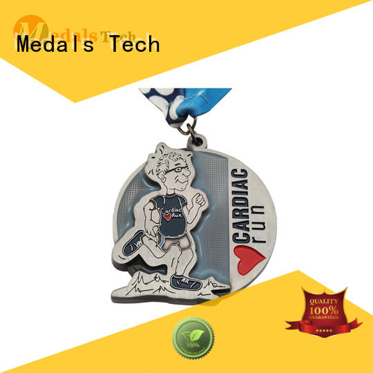 Medals Tech plated custom marathon medals factory price for souvenir