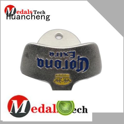 shape wall custom bottle openers Huancheng Brand