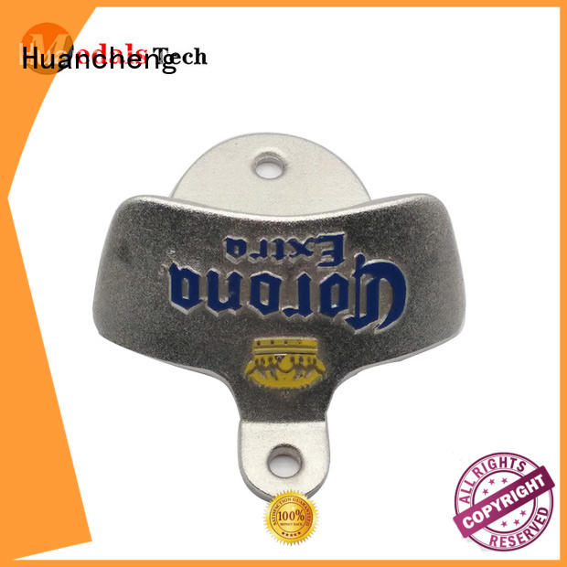 promotional shape wall custom bottle openers Huancheng