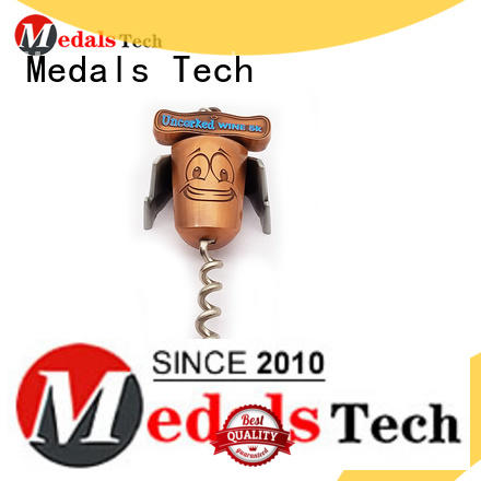 Medals Tech promotional stainless steel bottle opener series for add on sale