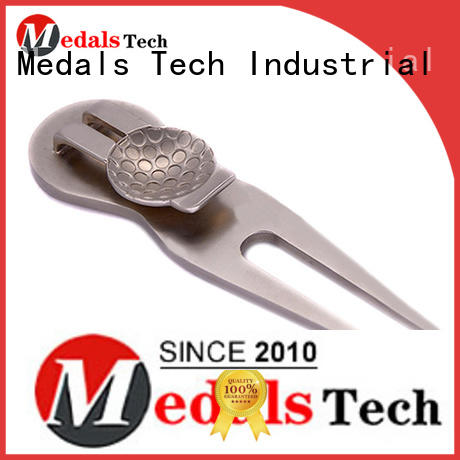 Medals Tech quality divot repair tool design for adults