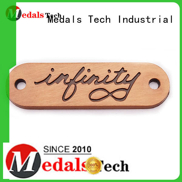 Medals Tech excellent metal name plates with good price for add on sale