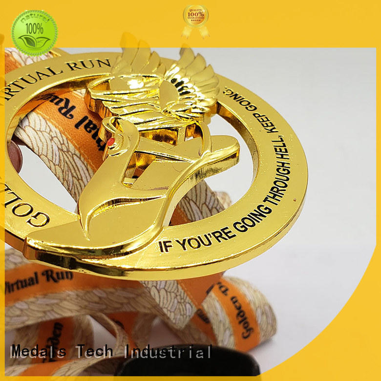 Medals Tech spinning cheap medals wholesale for kids