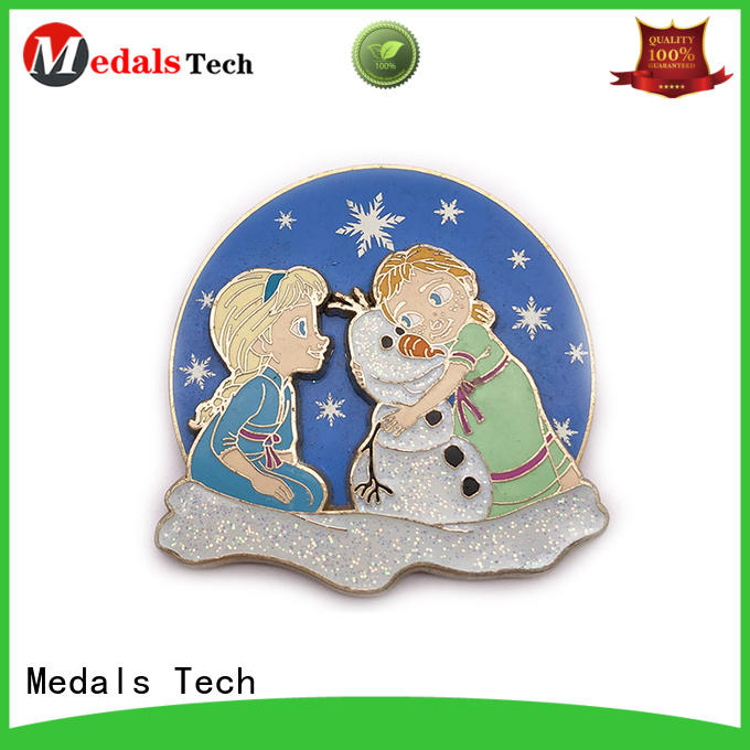 Medals Tech funny custom lapel pins factory for add on sale