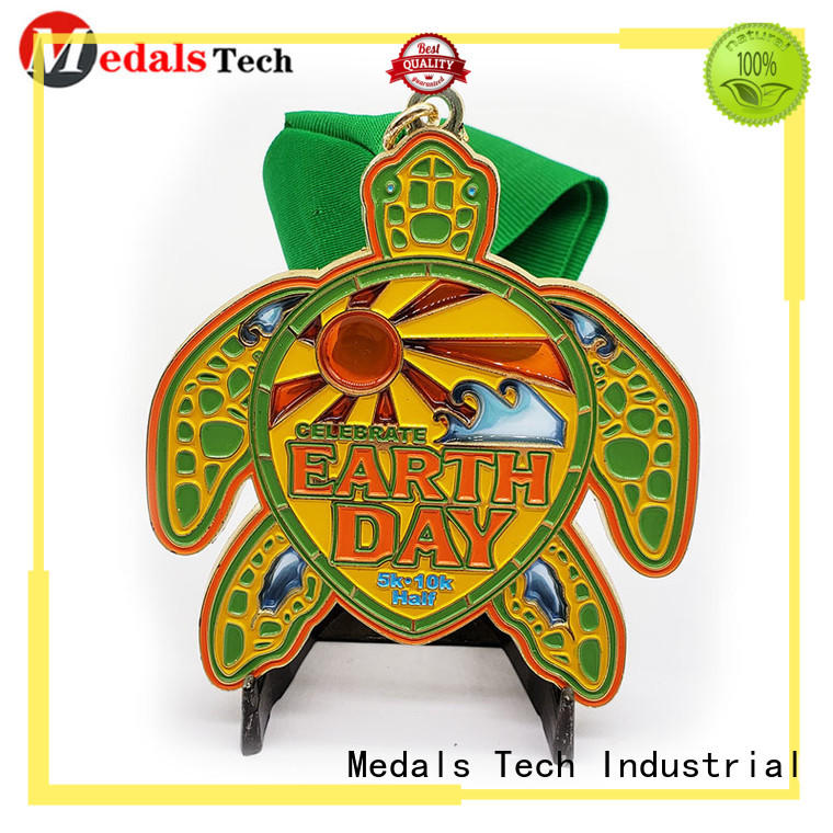 Medals Tech die casting silver medal personalized for promotion