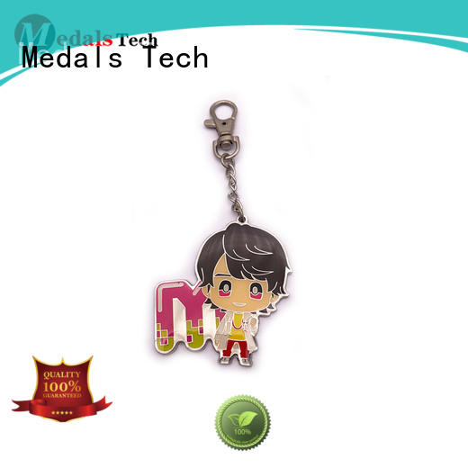 Medals Tech casting novelty keyrings series for promotion