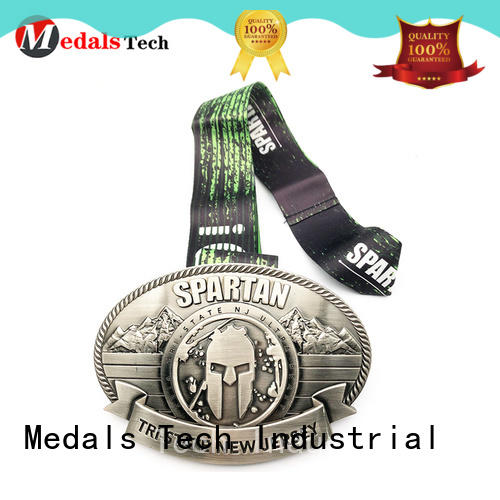 Medals Tech embossed womens western belt buckles personalized for teen