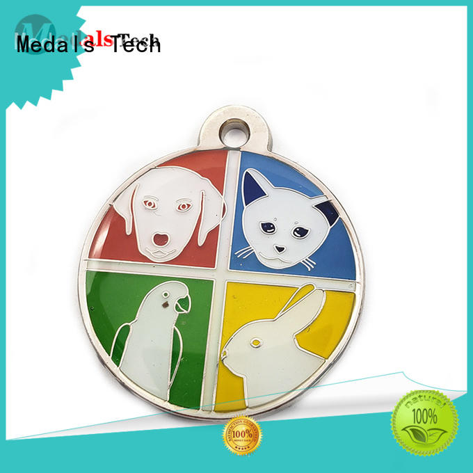 Medals Tech metal Dog tag from China for boys