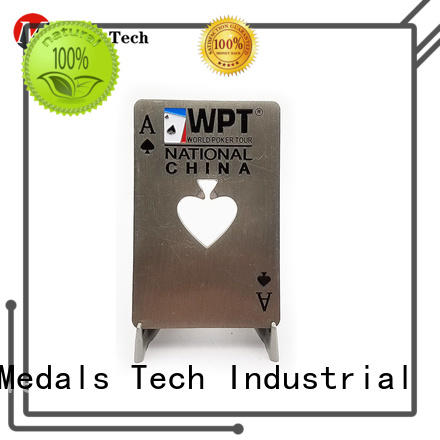 Medals Tech engraved cheap bottle openers series for commercial