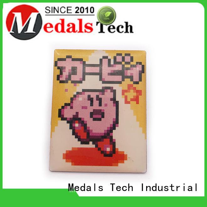 Medals Tech mens suit pins design for woman