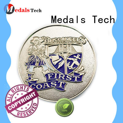 Medals Tech antique veteran challenge coin personalized for add on sale