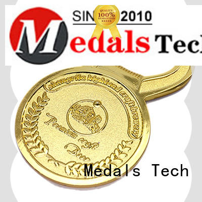 Medals Tech die casting beer bottle opener customized for souvenir