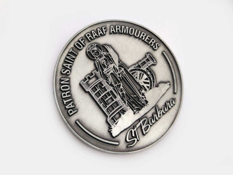 Medals Tech challenge presidential challenge coin wholesale for collection-4