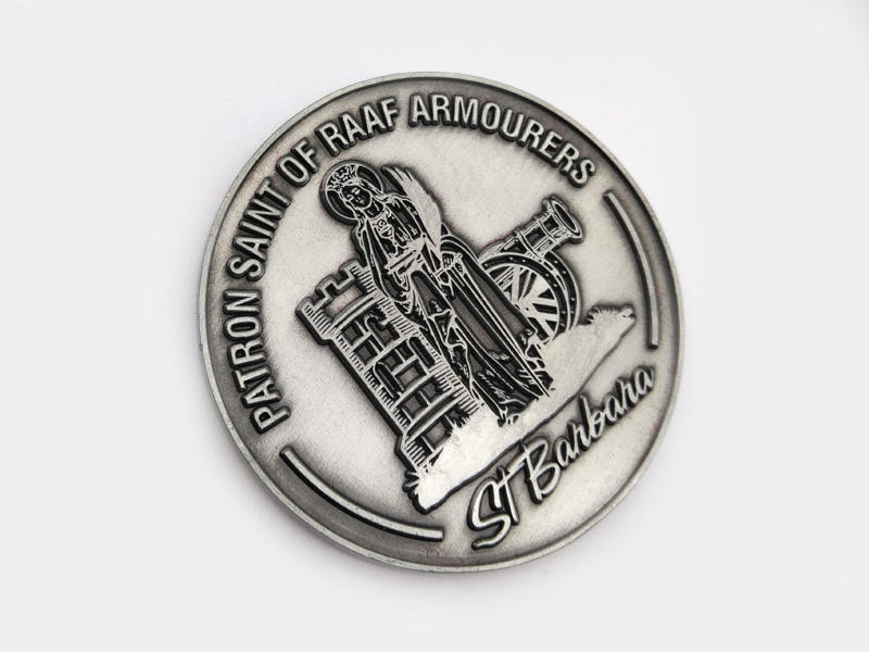 Medals Tech challenge presidential challenge coin wholesale for collection